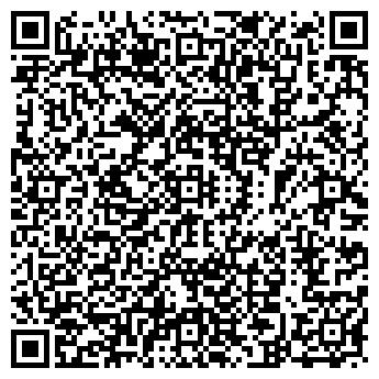 QR-код с контактной информацией организации САЛОН № 4 ОАО РОМАШКА