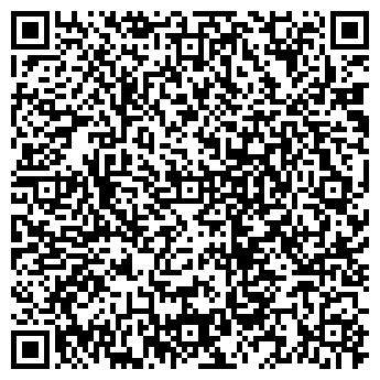 QR-код с контактной информацией организации ВСЕ ДЛЯ ЖИВОТНЫХ, МАГАЗИН