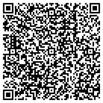 QR-код с контактной информацией организации ПРОДУКТЫ, МАГАЗИН № 72