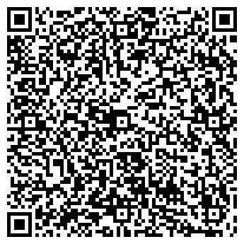 QR-код с контактной информацией организации ФИНАНС-КАЛИБР ТД, ЗАО