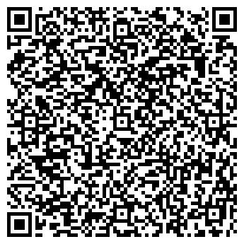 QR-код с контактной информацией организации ТЕХАВТОЦЕНТР,, ЗАО