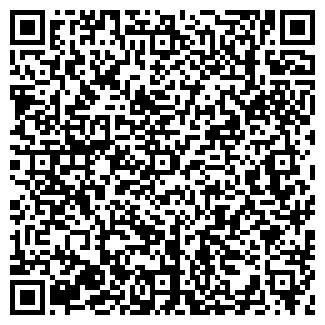 QR-код с контактной информацией организации ГОРНИЦА ПЧУП