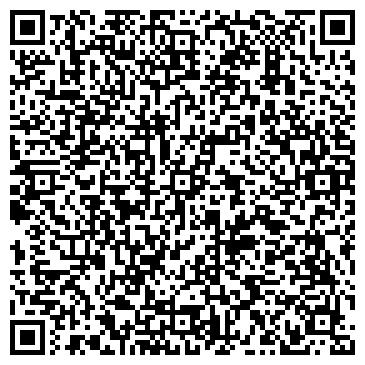 QR-код с контактной информацией организации ВОЕННЫЙ КОМИССАРИАТ ПЕТУШИНСКОГО РАЙОНА