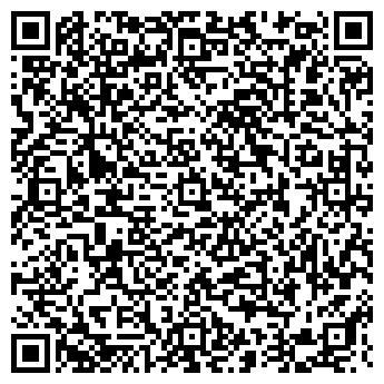 QR-код с контактной информацией организации БАНЯ-САУНА-БАССЕЙН