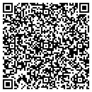 QR-код с контактной информацией организации ПЛАНЕТА НИЗКИХ ЦЕН