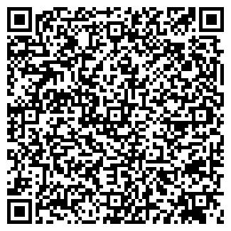 QR-код с контактной информацией организации АИСТЁНОК