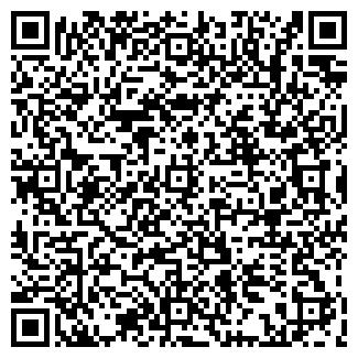 QR-код с контактной информацией организации ТОО АЛЬЮТОВО