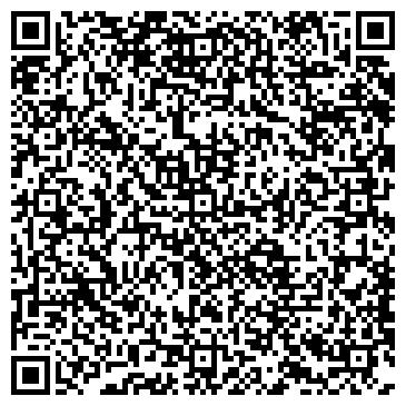 QR-код с контактной информацией организации МУП УЧЕБНО-ПРОИЗВОДСТВЕННЫЙ КОМБИНАТ