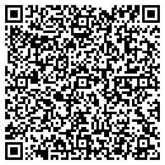 QR-код с контактной информацией организации ЗАО РЫБИНСКФЕРМЕР