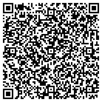 QR-код с контактной информацией организации КИНОТЕАТР БЕРЕСТЬЕ