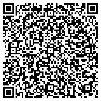 QR-код с контактной информацией организации ООО РОСЬ
