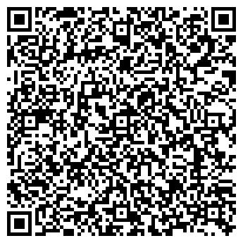 QR-код с контактной информацией организации ООО ДИЗАЙН И ПРОСТРАНСТВО