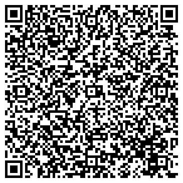 QR-код с контактной информацией организации КАСКАД ВЕРХНЕВОЛЖСКИХ ГЭС ДОАО