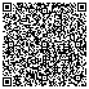 QR-код с контактной информацией организации ОВД ОКТЯБРЬСКОГО ОКРУГА