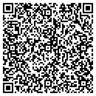 QR-код с контактной информацией организации МУ ГОРОДСКИЕ ПАРКИ