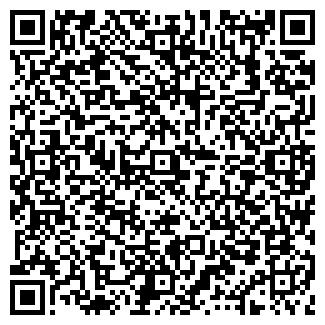 QR-код с контактной информацией организации МАДОННА ОДО