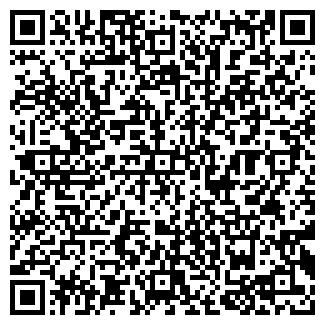 QR-код с контактной информацией организации ООО МИЛА