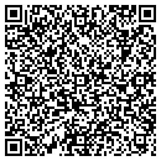 QR-код с контактной информацией организации НПФ РОТОС