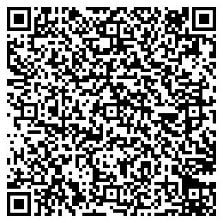 QR-код с контактной информацией организации ООО БЛЮЗ