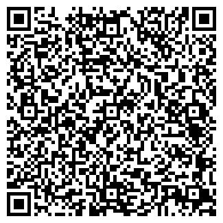 QR-код с контактной информацией организации МЕНАТЕП СПБ