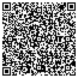 QR-код с контактной информацией организации АЙША