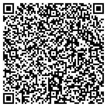 QR-код с контактной информацией организации ДЖУНИОР ДЕТСКИЙ КЛУБ-КАФЕ