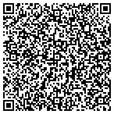 QR-код с контактной информацией организации ИНТЕРКРОСС