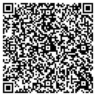 QR-код с контактной информацией организации ООО ЭЛЬФ 4М