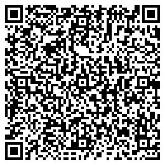 QR-код с контактной информацией организации ОАО БЕТОН