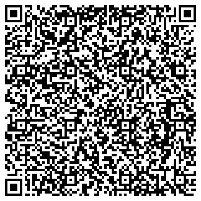 QR-код с контактной информацией организации Специализированный магазин сантехники и отделочных материалов «Бегемот»