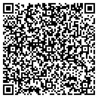 QR-код с контактной информацией организации ООО ЯРМАРКА