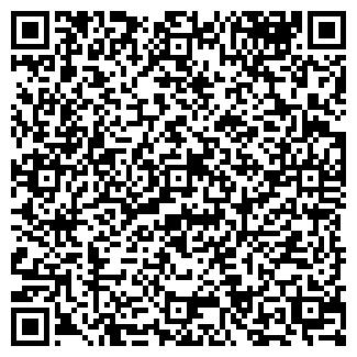 QR-код с контактной информацией организации ПРИЗ, ЗАО