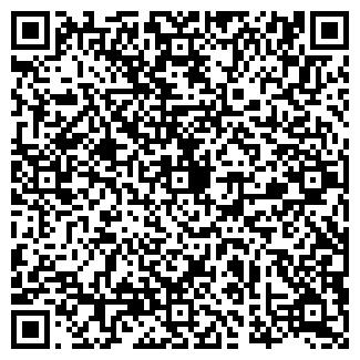 QR-код с контактной информацией организации ООО ПОЛИНОМ