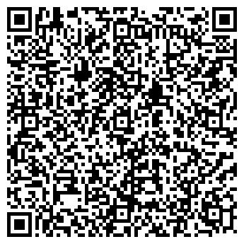 QR-код с контактной информацией организации АННА, ПАРИКМАХЕРСКАЯ № 25