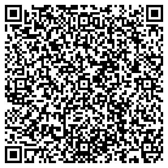 QR-код с контактной информацией организации ПАРИКМАХЕРСКАЯ САВОЙ
