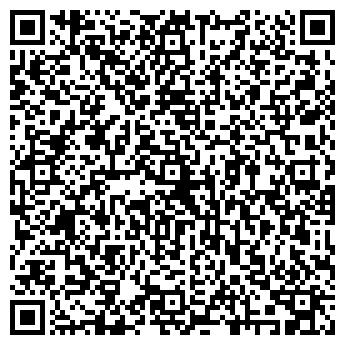 QR-код с контактной информацией организации РОСИНКА, ПАРИКМАХЕРСКАЯ № 19