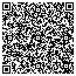 QR-код с контактной информацией организации ООО ЗИМА
