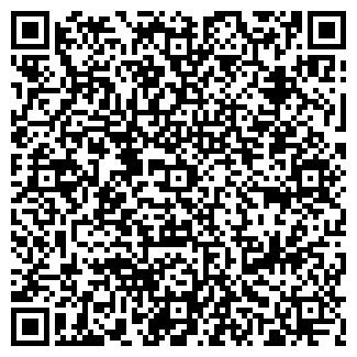 QR-код с контактной информацией организации ООО РОДОНИТ