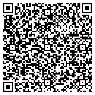 QR-код с контактной информацией организации МАГИЯ СВЕТА