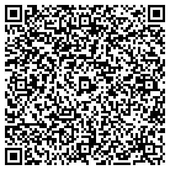 QR-код с контактной информацией организации РЕСТОРАН ВЕРНИСАЖ-ЛЮКС ЗАО