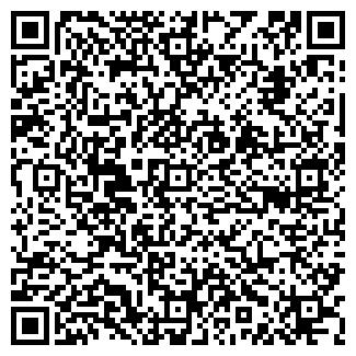 QR-код с контактной информацией организации КЛАВДИЯ