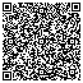 QR-код с контактной информацией организации МАГНАТ ТД