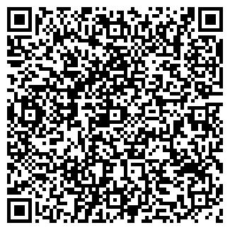 QR-код с контактной информацией организации ЛАНГУСТ, ООО