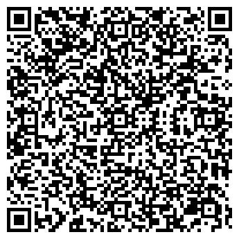 QR-код с контактной информацией организации МАГАЗИН АВТОСОЮЗ