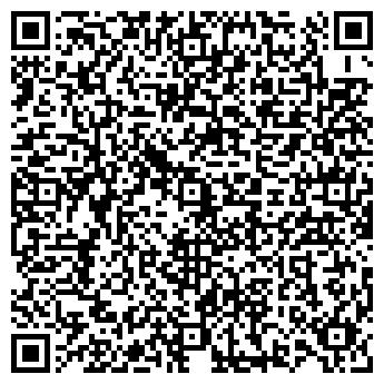 QR-код с контактной информацией организации РЯЗАНСКАЯ АВТОКОМПАНИЯ