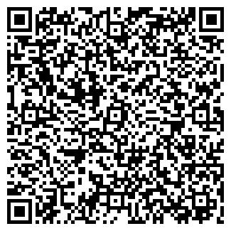 QR-код с контактной информацией организации СЕНИН А.А.