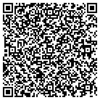 QR-код с контактной информацией организации СЛАДКИЙ ЛЕО ПЧУП