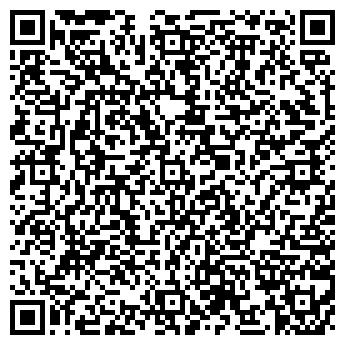 QR-код с контактной информацией организации ЦЕРКОВЬ РОЖДЕСТВА БОГОРОДИЦЫ