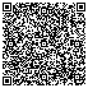 QR-код с контактной информацией организации ЦЕРКОВЬ СПАСА НА ЯРУ