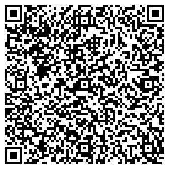 QR-код с контактной информацией организации РЯЗАНСКИЙ ОБЕРЕГ